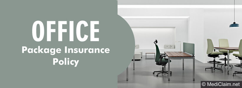 Buy Office Package Insurance Policy Online India